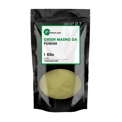 Green Maeng Da Kilo Powder