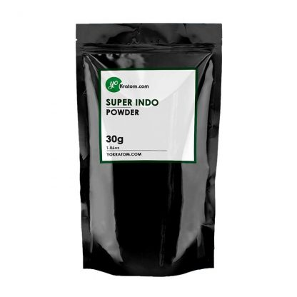 30g Super Indo Kratom Powder - 1.06oz