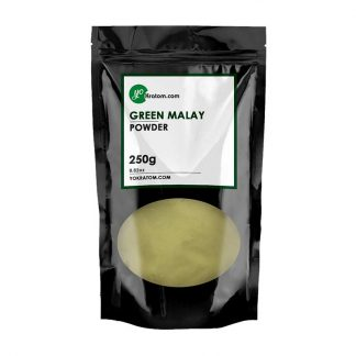 250g Green Malay Kratom Powder