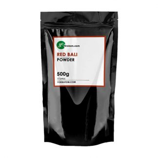 500g Red Bali Kratom Powder - Half Kilo